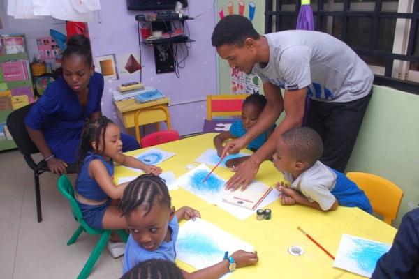 Creative Art Extra Curricular Activities at Artville School, Chevron, Lekki Lagos