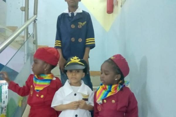 Professional Day Extra Curricular Activities at Artville School, Chevron, Lekki Lagos