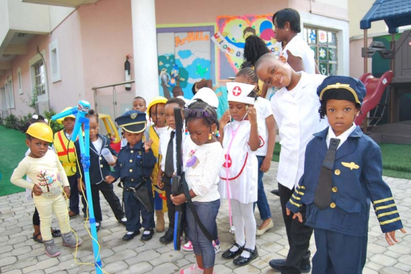 Artville is the best montessori based school, comprising Creche, Pre-nursery, Nursery and Primary in Chevy View Estate, Chevron, Lekki, Lagos State, Nigeria